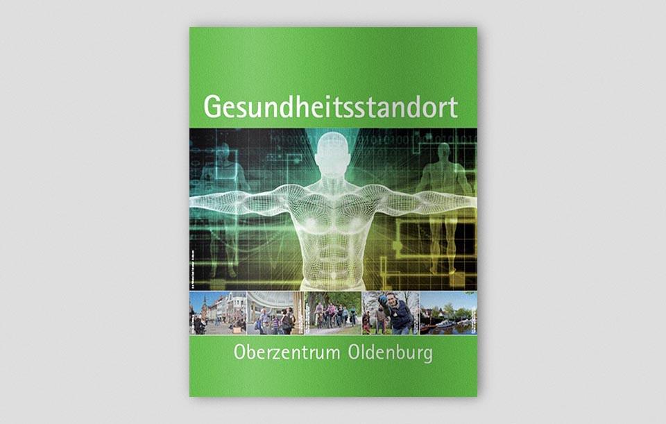 Gesundheitsstandort Oberzentrum Oldenburg Cover