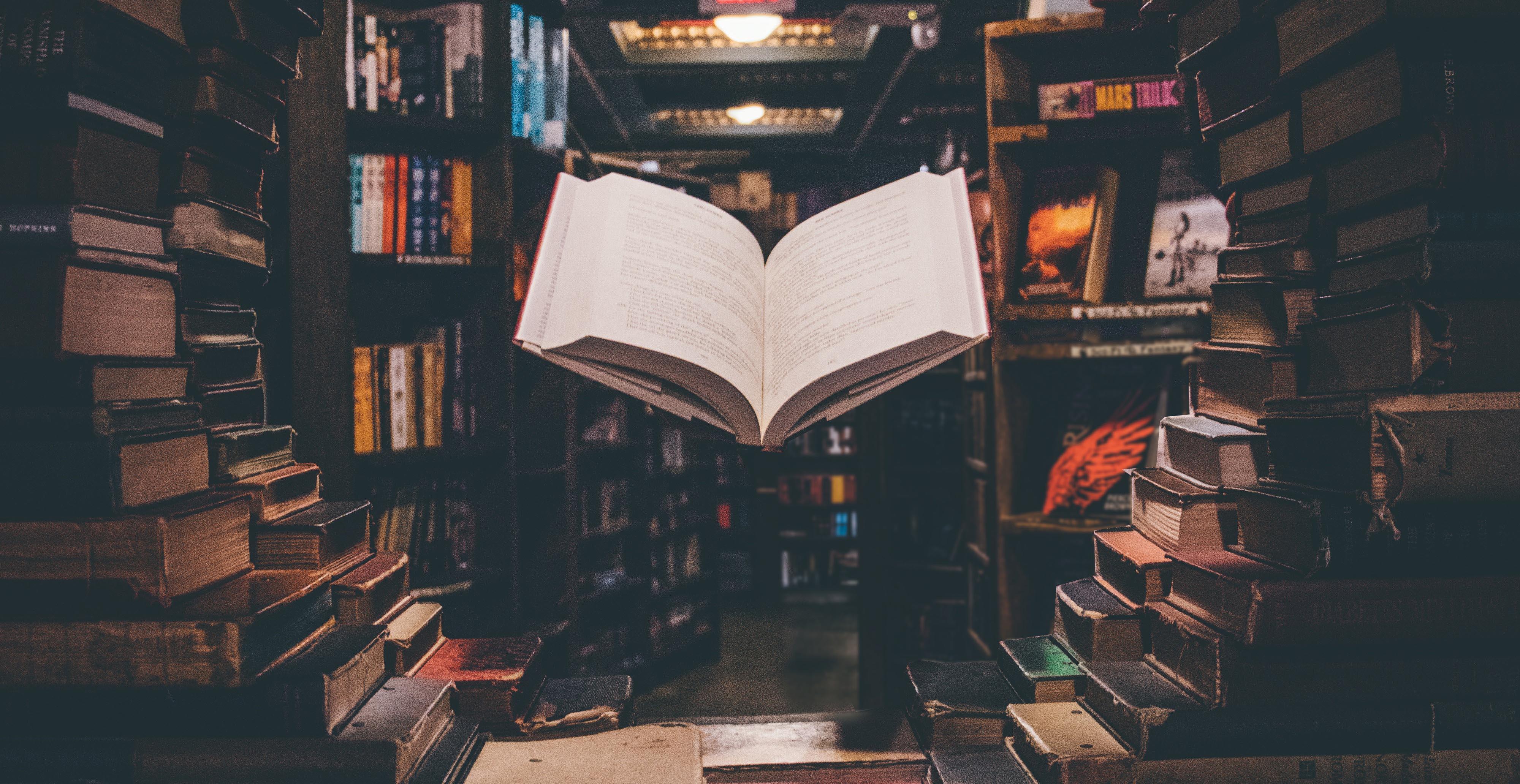 Slide Bücher