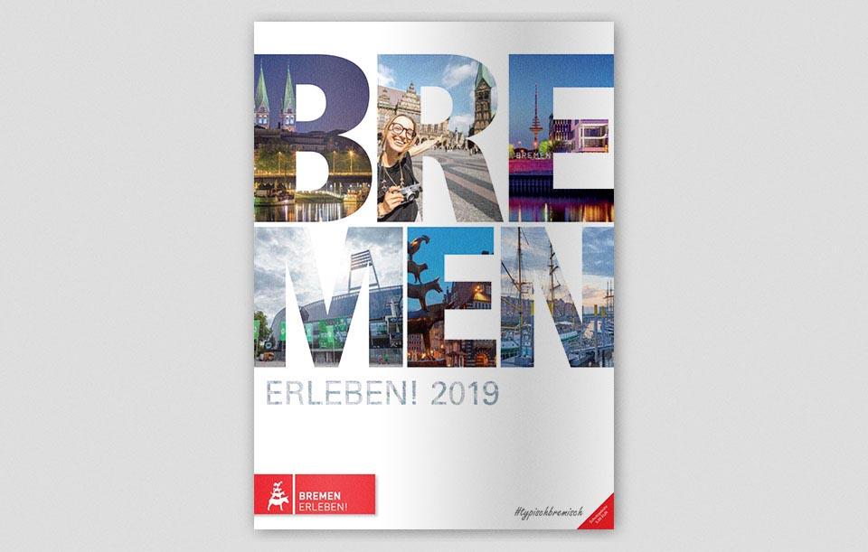 Bremen erleben 2019 Cover