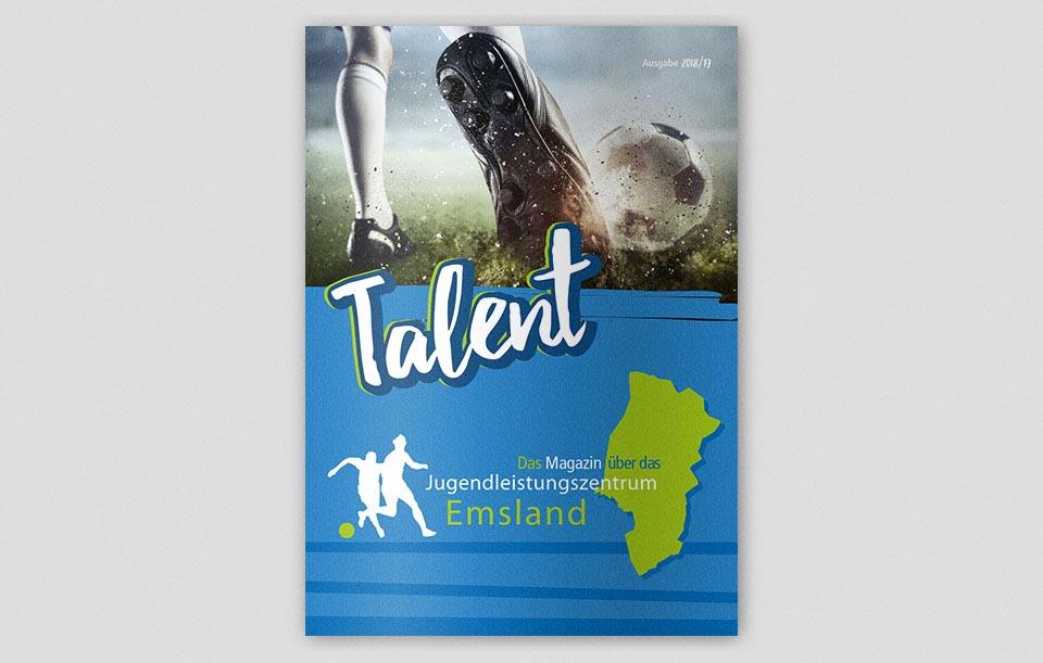 Talent Das Magazin
