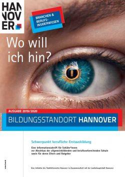 Bildungsstandort Hannover 2019-2020 Titel